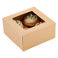 Kraft Cupcake Treat Boxes
