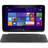 "HP - Split 2-in-1 13.3"" Touch-Screen Laptop - 4GB Memory - 128GB Solid State Drive - Modern Silver"