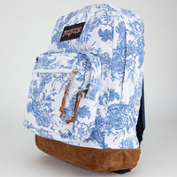 Jansport Right Pack Backpack Light Blue/White One Size For Women 22384827601