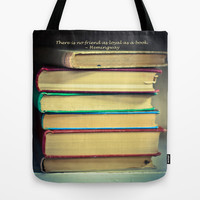 Old Friends Tote Bag by Ann B.