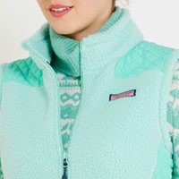 Sea View Quilted Vest