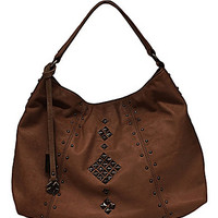 Lucky Brand Dover Stud Hobo Bag | Dillards.com