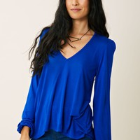 LONG SLEEVE BELL TOP