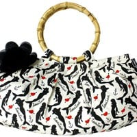 Sourpuss Love Lost LuLu Purse Accessories Purses at Broken Cherry