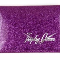 Trophy Queen ID Wallet - Violet Accessories Wallets - Dames at Broken Cherry