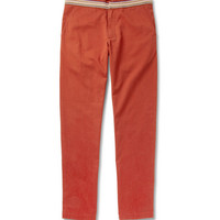 Folk Tom Regular-Fit Cotton-Twill Trousers | MR PORTER
