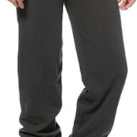 Obey Girls OG Bones Graphite Grey Sweatpants