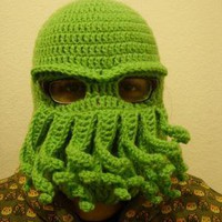Cthulhu Ski mask by ~Sugarcoatidli3z on deviantART