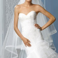 Sweetheart Gown by WTOO Brides