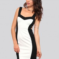 FEMME FATALE BODYCON DRESS