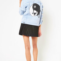 MARKET HQ | Rebel Denim Jacket