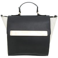 Metal Bar Mono Tote - Accessories