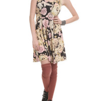 Teenage Runaway Light Rose Dress