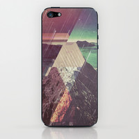 beyond the shores of reality... iPhone & iPod Skin by DEFY