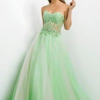Blush 5334 at Prom Dress Shop