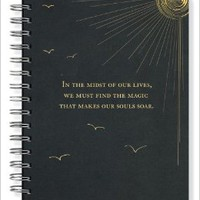 Soar Journal (Notebook, Diary) (Guided Journals Series) (Black Rock) Diaryby Taryn R. Sefecka (Author, Illustrator)