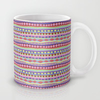 Stripey-Coolio Colors Mug by Groovity