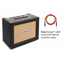 Orange Crush Pro CR60C - Black
