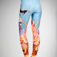 Adventure Time Group Leggings