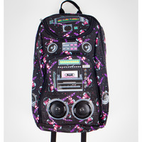 Dj Cats Print Audio Backpack