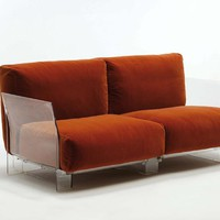 Kartell - Pop Loveseat