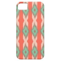 Tribal geometric diamond stripes Aztec pattern iPhone 5 Covers