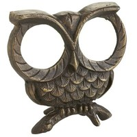 Owl with Dual Magnifiers