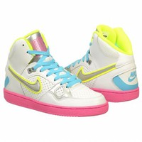 Athletics Nike Women's SON OF FORCE Whitepinklime FamousFootwear.com
