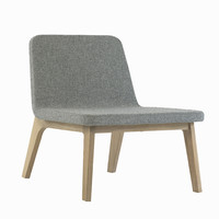 LEAN lounge chair | NORDKRAFT