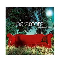 Paramore - All We Know Is Falling Vinyl LP Hot Topic Exclusive