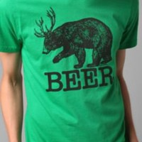 UrbanOutfitters.com &gt; Local Celebrity Beer Deer Tee
