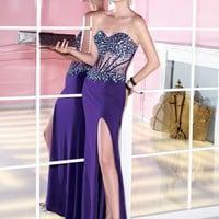 Alyce Paris 6281 at Prom Dress Shop