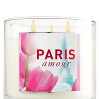 14.5 oz. 3-Wick Candle Paris
