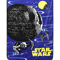 Star Wars Micro Raschel Throw