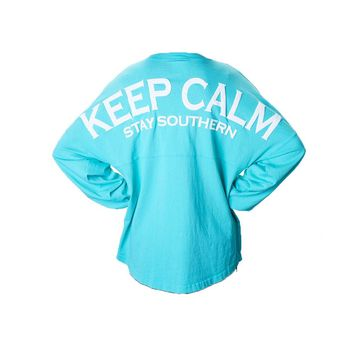 Palmetto Moon | Keep Calm Long Sleeve Spirit Jersey