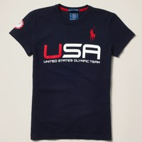 Team USA Short-Sleeved T-Shirt