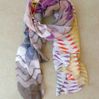 Soft Hendrix Scarf [4729] - $10.00 : Vintage Inspired Clothing & Affordable Dresses, deloom | Modern. Vintage. Crafted.