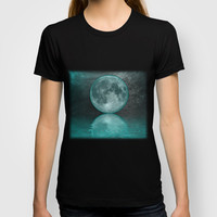 MOON FANTASY T-shirt by catspaws
