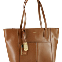 Handbags | 25%-40% Off Designer Handbags | Newbury Leather Pocket Shopper | Lord and Taylor