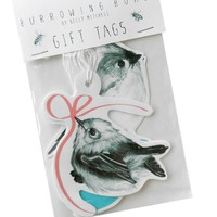 Handmade Gifts | Independent Design | Vintage Goods Lovely Birds Gift Tag Set - Paper Goods - For The Home