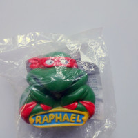 Vintage Teenage Mutant Ninja Turtles Toothbrush Holder 1989