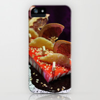 Dessert #2 iPhone & iPod Case by Ornaart