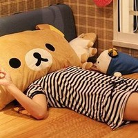 Rilakkuma San-X Bear Cute Plush Pillows M
