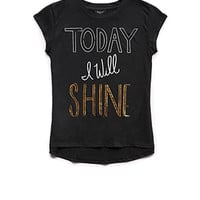 Today I Will Shine Tee (Kids)