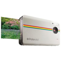 Polaroid - Z2300W 5.0MP Digital Instant Print Camera - White