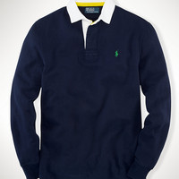 Custom-Fit Fleece Rugby