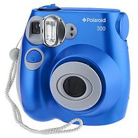 Polaroid Pic300 Instant Print Camera w/ 30 Sheets of Film — QVC.com