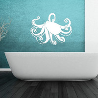 Octopus Vinyl Wall Decal 22348