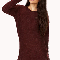 Fireside Textured Sweater