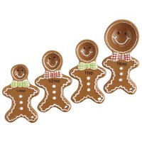 Gingerbread Measuring Spoons